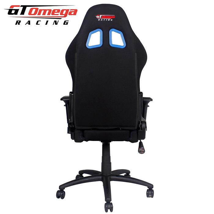 Gt omega racing pro por detrás