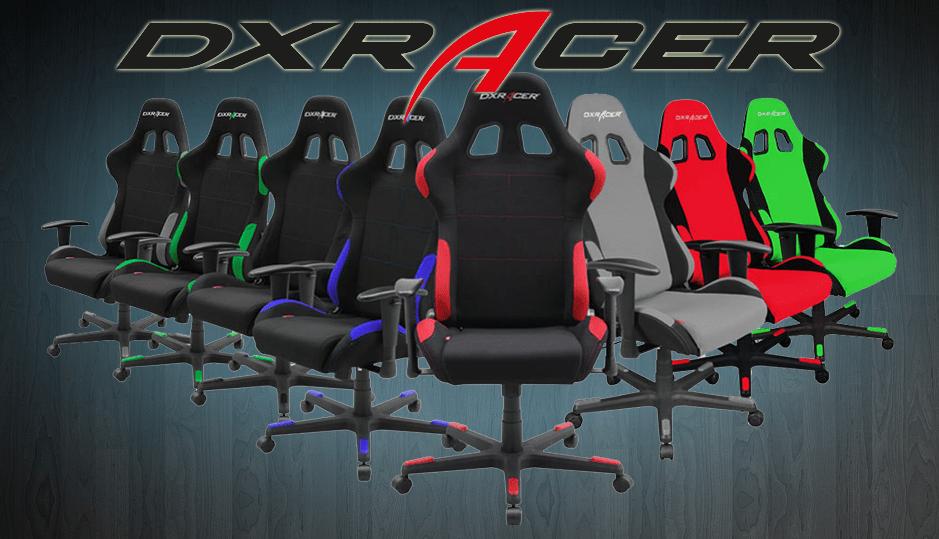 dxracer f-series sillas