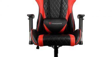 silla-gaming-española-de-color-rojo