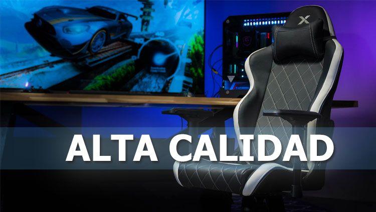 sillas gaming alta calidad