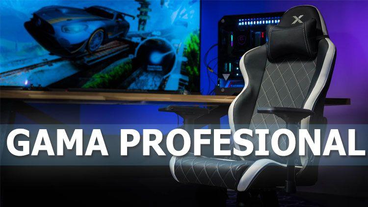 sillas gaming de gama profesional