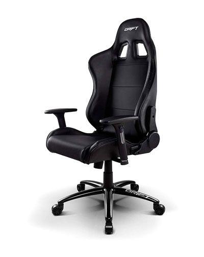 Drift DR 200 una silla gaming con unas prestaciones increíbles