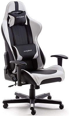 la silla gamer de willyrex dxracer 6